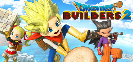 Dragon Quest Builders 2 CPY